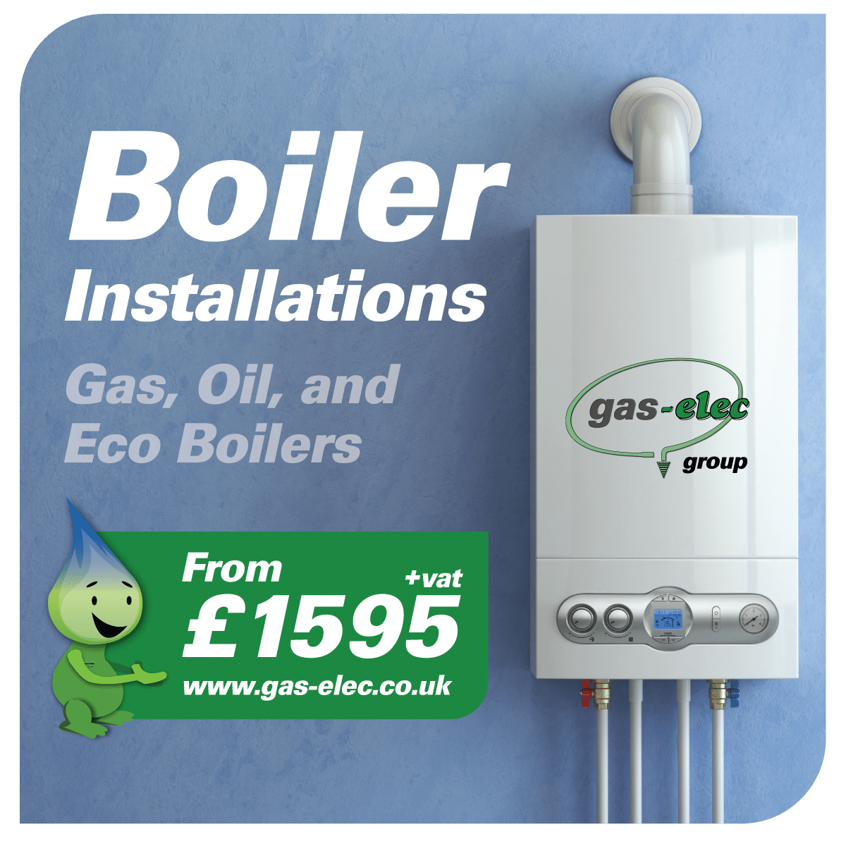 1595 for boiler installations